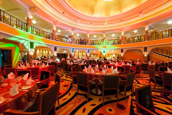Iconic Burj Al Arab Offers The Breaking Of The Fast In