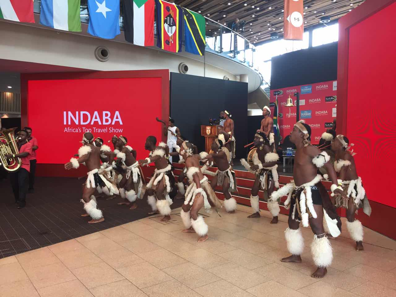 Durban Secures Indaba For Next Five Years