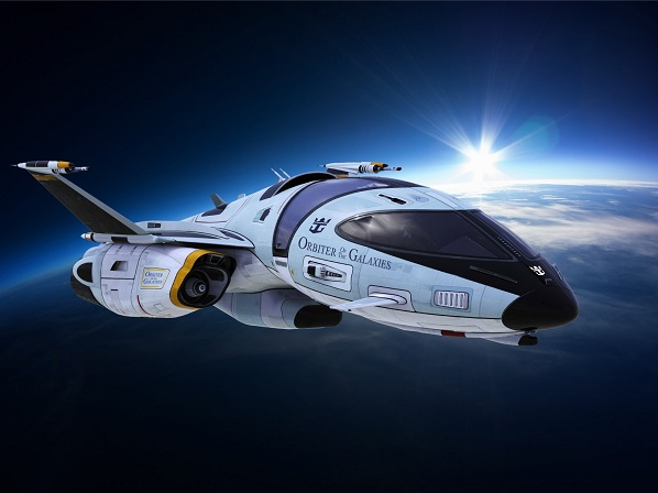 No Cruise Company Has Gone Before By Offering The Worlds First Experience To Space With Voyage Of Its State Art Spaceship