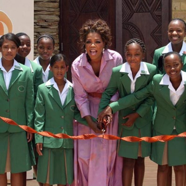 Michelle Obama and Oprah Winfrey Inspire South Africa's Youth 1 SA Study University, FET and Bursary Information South Africa