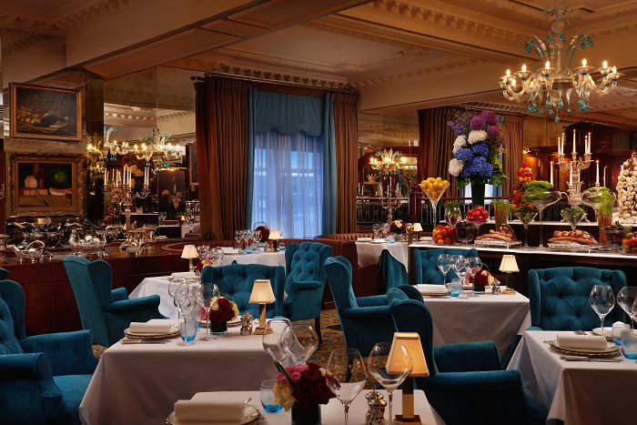 Focus: Breaking Travel News investigates: The English Grill at Rubens at the Palace