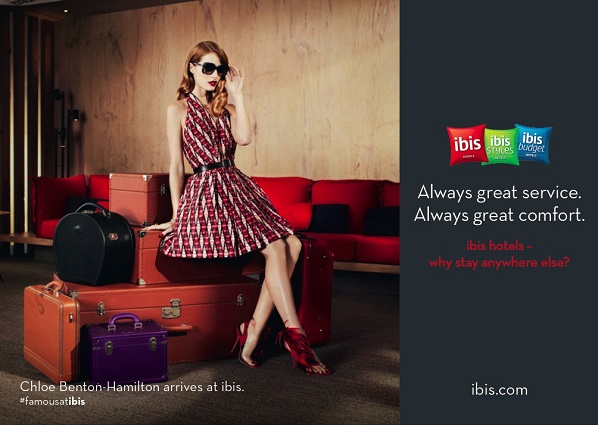 Ibis Hotels Launches New Uk Advertising Campaign News
