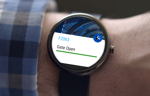 Dubai International brings airport app to smartwatches