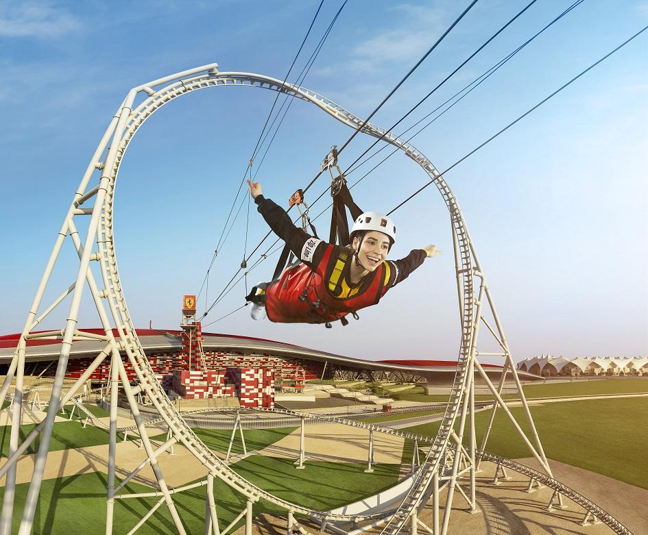 New Rides For Ferrari World Abu Dhabi News Breeztravel